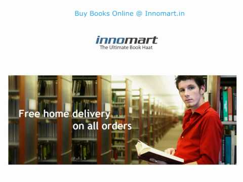 Buy Books Online in India @ Innomart.in - India's Leading Bookstore