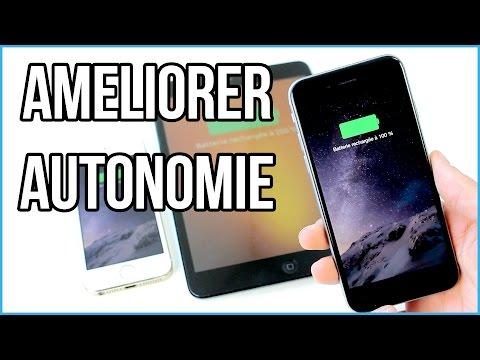 iOS 8 : Astuces pour augmenter la batterie sur iPhone, iPod touch et iPad