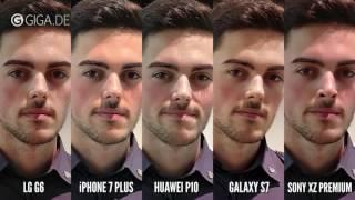 Camera battle - XZ Premium vs LG G6, SGS7, and iphone 7 Plus
