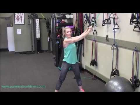 Top 2 Golf Exercises with Resistance Bands