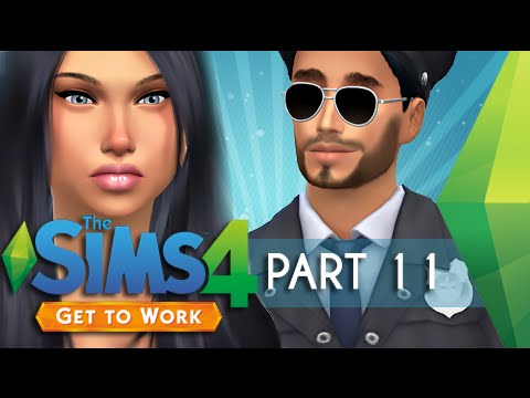 The Sims 4 | Get To Work | Part 11 - Alien Reveal?