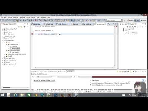 Simply explained Junit test case and debugging in java