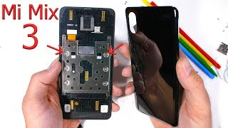 Download The Mi Mix 3 is cooler than you think... - Teardown Video