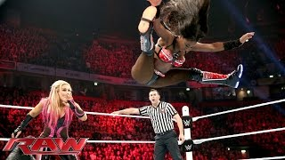 Natalya vs. Naomi: Raw, November 9, 2015