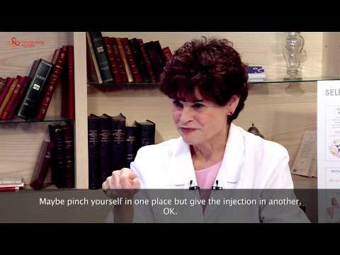 Sanofi – Connecting Nurses - Making Self Injection easier movie 4