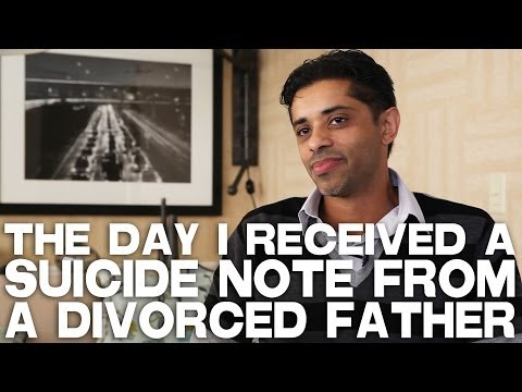 The Day I Received A Suicide Note From A Divorced Father by Angelo Lobo