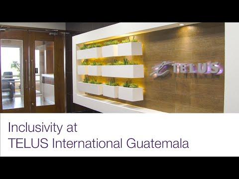 Inclusiveness at TELUS International - Hearing Impaired, Guatemala