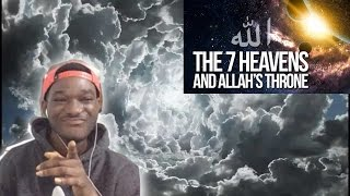 CHRISTIAN | THE THONE OF ALLAH 🔥 Mindblowing |