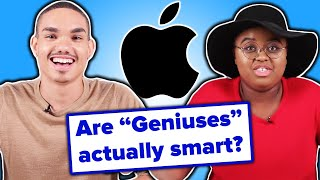 Apple Store Employees Answer Your Questions