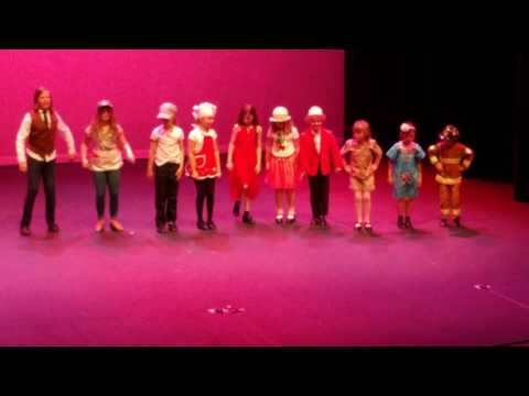 Tap Dance Recital