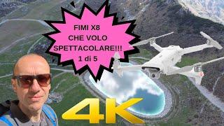 1 DI 5 - FIMI X8 VOLO AI PIANI DI BOBBIO (VALSASSINA) CINEMATIC VIDEO 4K!!!