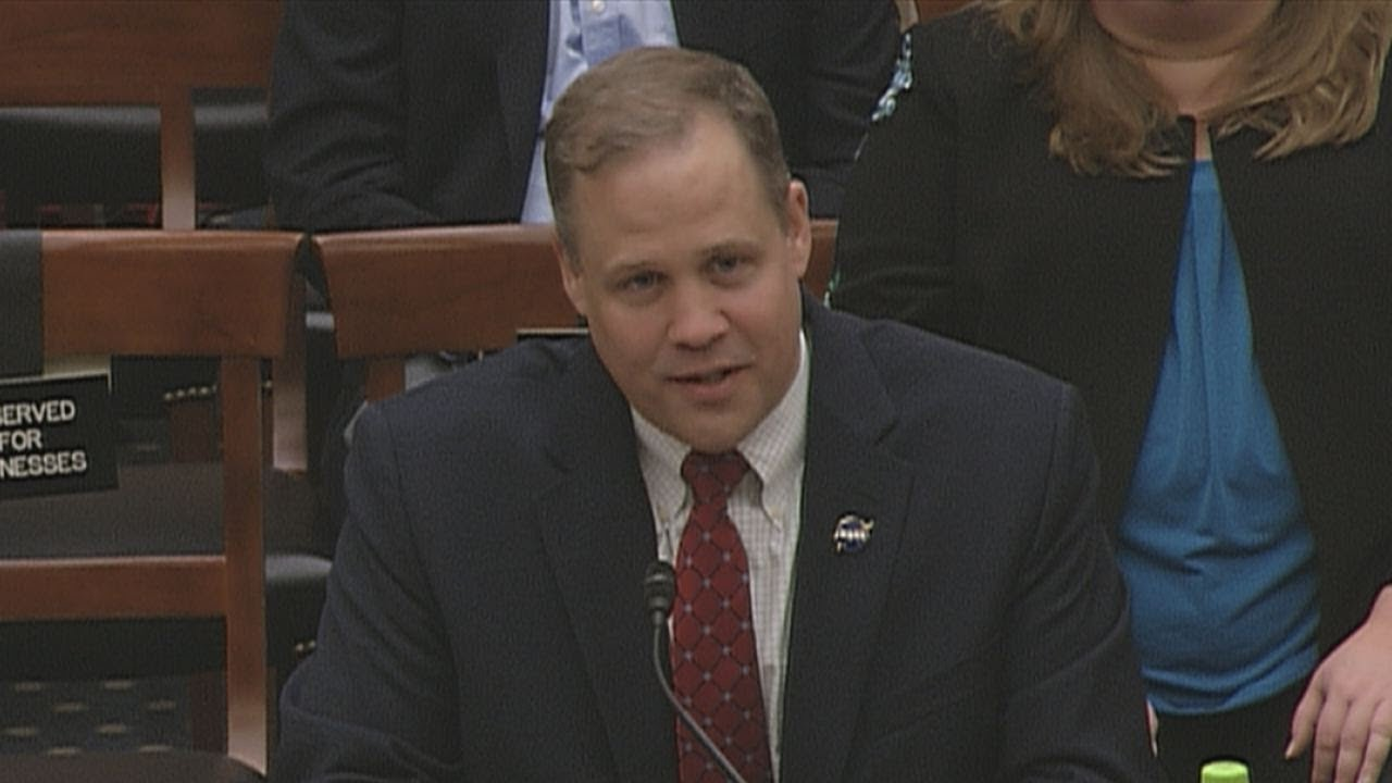 Jim Bridenstine Testifies on FY2020 Budget Request
