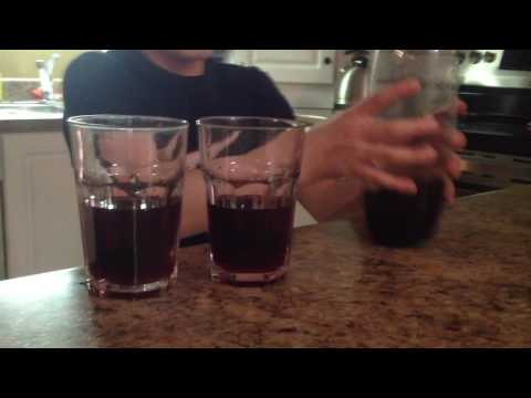 Making carbonated soda | (flat soda!)