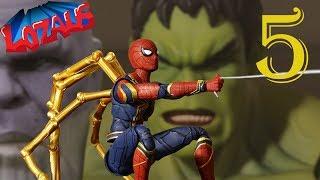 Spider Man Action Series Episode 5