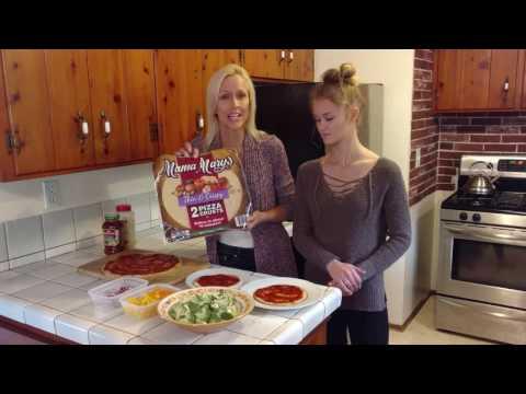 EASY Vegan Pizza with Kathleen Kastner