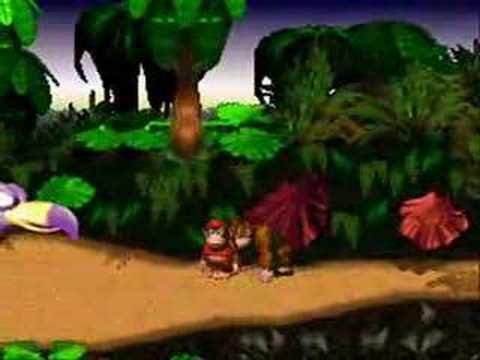 Necky's Revenge in jungle hijinks