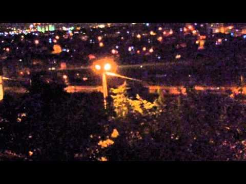 -- Istanbul Esenyali'dan gece Night View Aussicht Vivre Pan