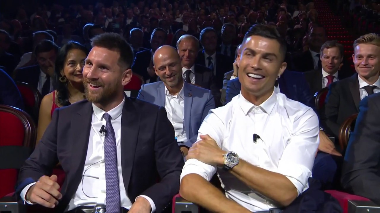 """""""I want to have dinner with Messi!"""" Cristiano Ronaldo talks his greatest rival"""