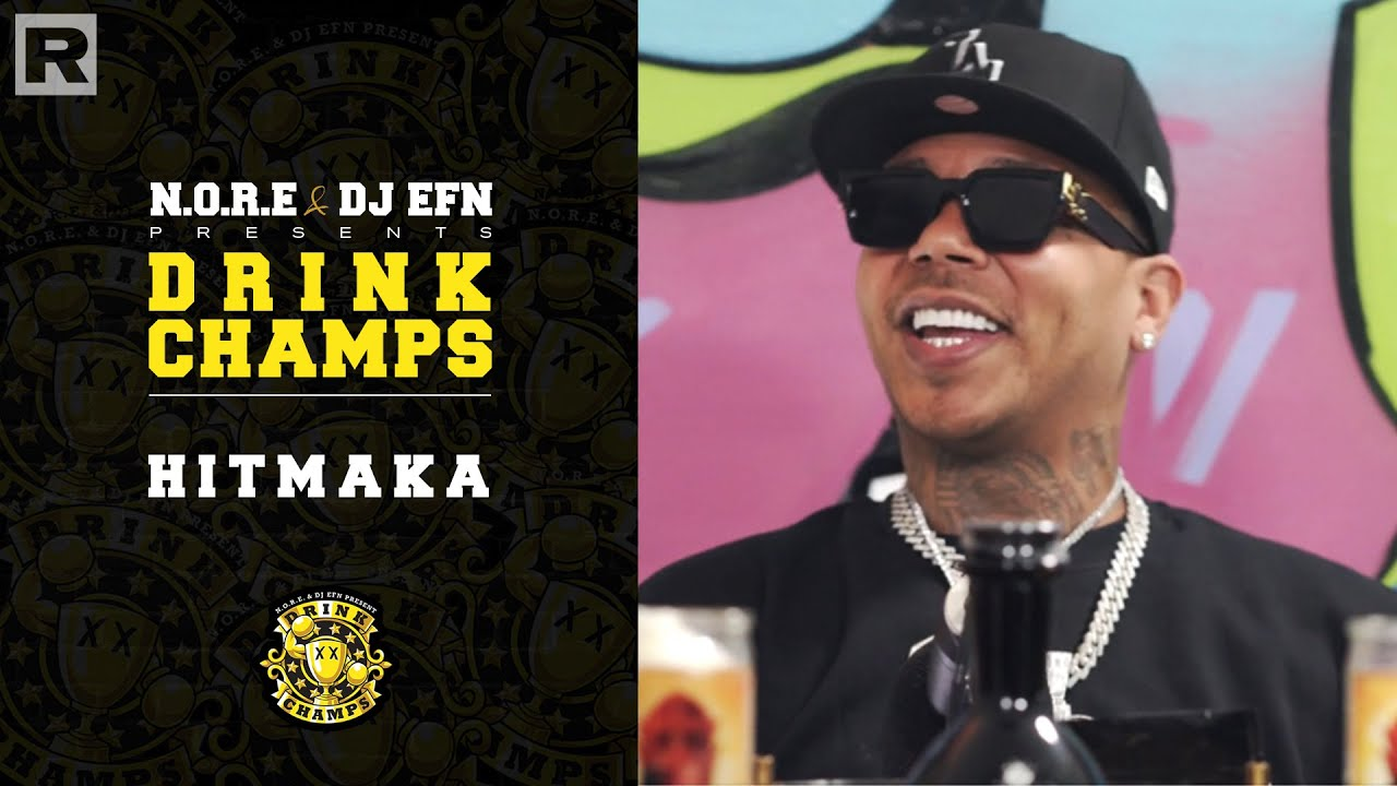 Hitmaka On Signing With DMX, Working With Ray J, Love & Hip Hop, His Career & More   Drink Champs