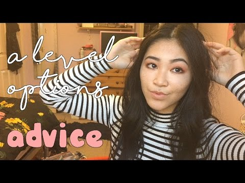 A-Level ADVICE on Choosing/Picking Options + My Experience So Far! | Luciana