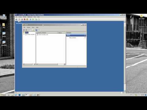 Windows Server 2008 R2 DHCP Server Kurulum ve Yapılandırma  - 1