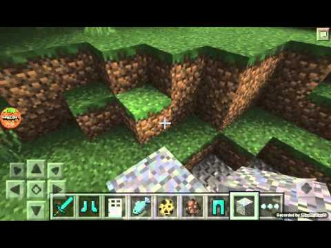How to Tame a ocelot in mcpe 0.13.0!!!