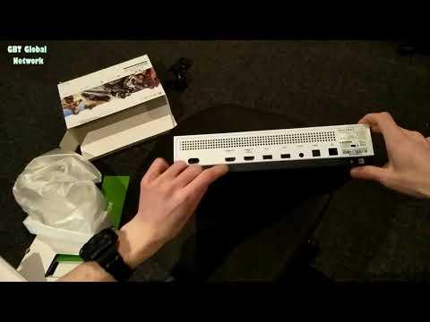 Xbox One S 1 TB unboxing