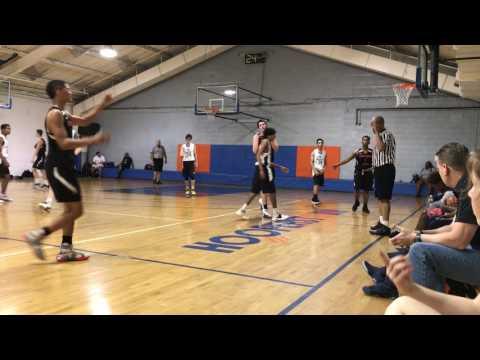 Unity 14 U Boys Basketball - Rumble in the Bronx AAU Touranment