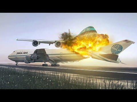 The Crash Of The Century   New Flight Simulator 2017 [P3D 3.4 - Ultra Realism]