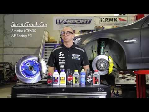 Brake fluid basics & comparison - How to choose the best brake fluid for your car