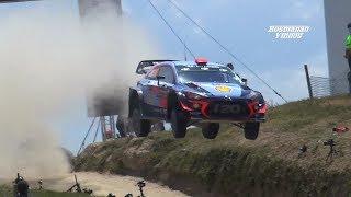 WRC RALLY PORTUGAL 2018 | FAFE SHOW | Full HD