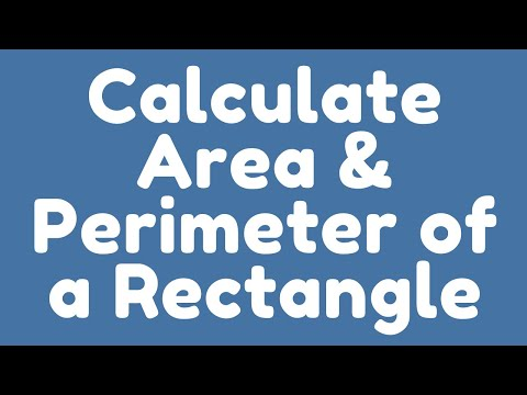 How to calculate Area and Perimeter of a Rectangle in Java