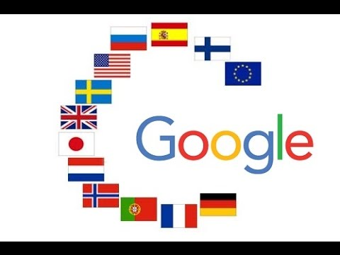 How to stop Google from redirecting you to another country or language