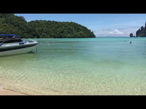 Beauty of Phi Phi island