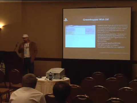 Sony talks about JIRA - Summit 2009