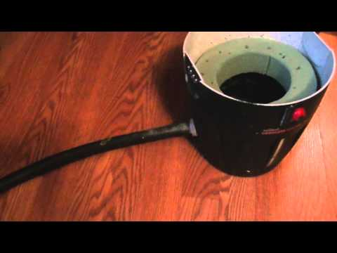 Watering your Christmas tree without going under the tree 001