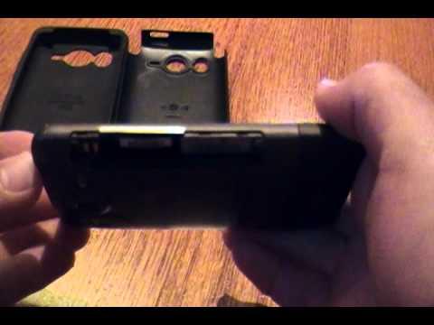 Fix HTC Inspire Frozen Screen (Battery Pull)