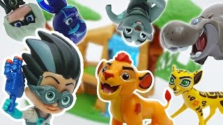 Lion Guard~! Defend the Pride Lands from Animal Hunters