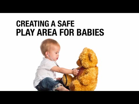 Creating a Safe Play Area for Babies