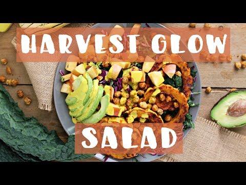 Harvest Glow Salad | Healthy Salad Recipe