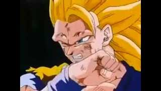 Goku Ss3 Vs Kid Boo