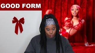 Nicki Minaj - Good Form music video & MAMA |REACTION|