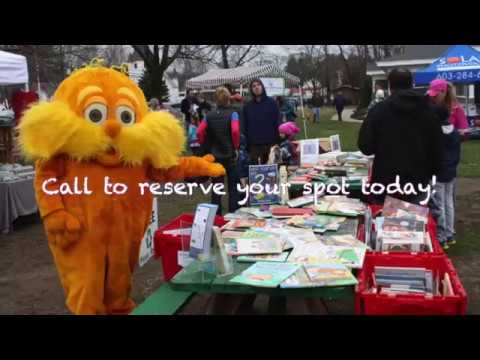 The Lorax - Earth Day Event