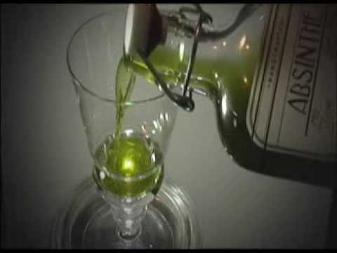 How to Prepare A Glass of Your Absinthe Infusion