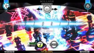 Cytus Million - Xi vs sakuzyo - Storia