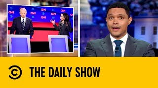 High-stakes Rematch Between Kamala Harris and Joe Biden | The Daily Show with Trevor Noah