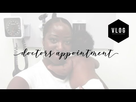 Baby's 2 Month Check Up| SHOTS & A New Channel Intro