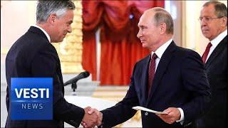 Putin Offers Condolences to New American Ambassador Over Las Vegas Shootings