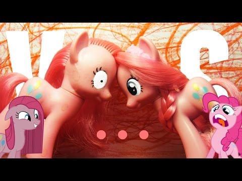 Pinkie Pie V.S. Pinkamena Diane Pie