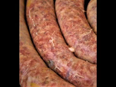 Artisan Roasted Pepper Sausage  -Flavorful Tasty Sausage